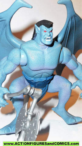 Gargoyles GOLIATH Deluxe QUICK STRIKE 1995 Kenner action figures disney
