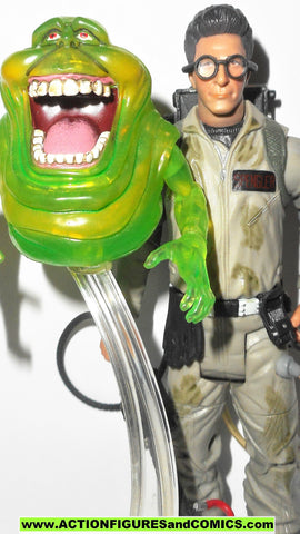 ghostbusters EGON SPENGLER SLIMER matty exclusive movie action figure