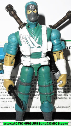 gi joe NINJA TROOPER blue viper 2004 cobra valor vs venom vvv storm shadow fc