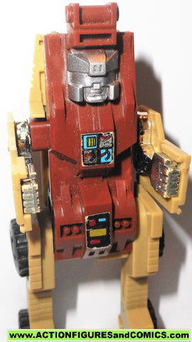 Transformers generation 1 OUTBACK 1986 vintage G1 one fig