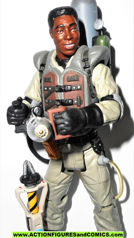 ghostbusters WINSTON ZEDDEMORE Slime blower exclusive movie II action figure