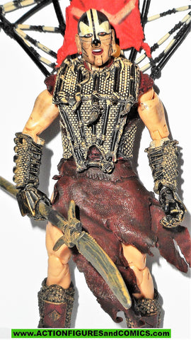 Lord of the Rings MUMAKIL RIDER toybiz COMPLETE lotr action figure elephant
