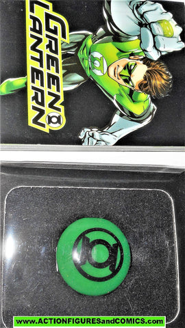 DC universe GREEN LANTERN POWER RING KIT lifesize light up moc mib