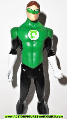 Young Justice GREEN LANTERN 4 inch dc universe justice league action figures