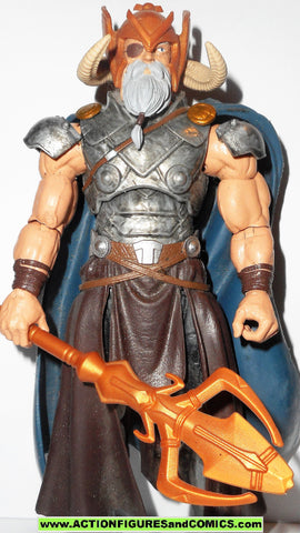 marvel legends ODIN ALLFATHER THOR BAF complete build a figure hasbro 2015
