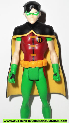 Young Justice ROBIN 4 inch FINAL WAVE dc universe justice league batman