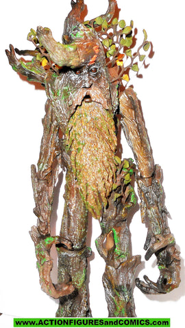 Lord of the Rings TREEBEARD 11 inch toy biz complete hobbit
