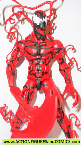 marvel legends CARNAGE monster venom series spider-man hasbro