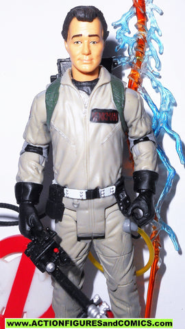 ghostbusters PETER VENKMAN series 1 2009 matty exclusive movie