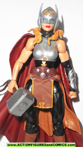 marvel legends THOR Jane Foster gladiator hulk series wave 2017
