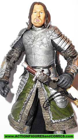Lord of the Rings BOROMIR Captain of Gondor armor 2004 two towers lotr