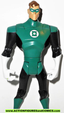 batman EXP animated series GREEN LANTERN shadow tek extreme power hal jordan
