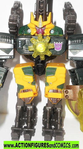 Transformers energon INSECTICON 2004 hasbro toys action figures