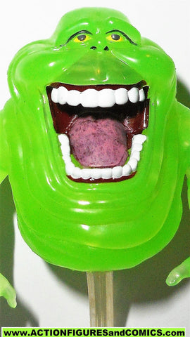 ghostbusters SLIMER LIGHT GREEN ghost MATTEL toys r us exclusive action figure movie