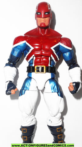 marvel legends CAPTAIN BRITAIN abomination series wave hasbro toys action figure
