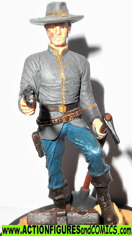 DC Eaglemoss chess JONAH HEX 12 figurine dc universe wild west cowboy