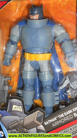 dc universe classics BATMAN armor dark knight returns multiverse moc mib