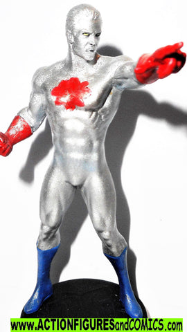 DC Eaglemoss chess CAPTAIN ATOM 4 inch #68 justice league universe