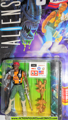 aliens vs predator kenner APONE SGT 1992 movie moc mip mib action figures space marines hasbro toys