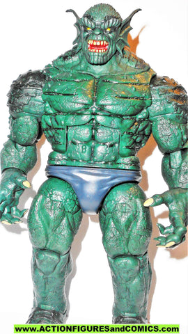 marvel legends ABOMINATION 2015 8 inch BAF Complete build a figure hulk