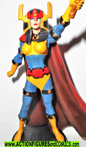 DC Eaglemoss chess BIG BARDA 4 inch #76 new gods universe direct