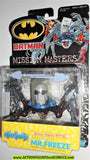 Batman Animated series MR FREEZE spider body virus attack 2000 hasbro kenner
