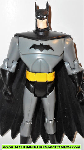 justice league unlimited BATMAN main mold 2 GRAY VERSION dc universe
