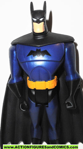justice league unlimited BATMAN crime bust 2003 jlu dc universe