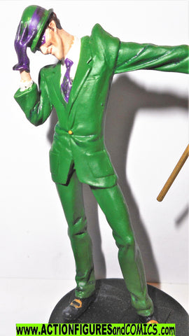 DC Eaglemoss chess RIDDLER #16 batman dc universe 2008 action figure
