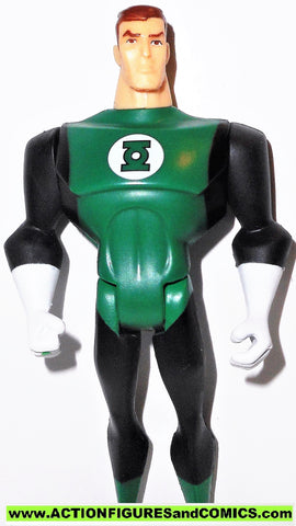 justice league unlimited HAL JORDAN green lantern unmasked holiday jlu