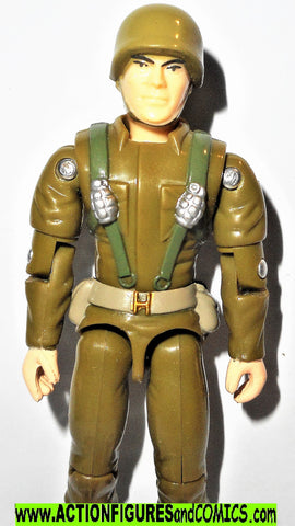 gi joe ACTION SOLDIER detachable key chain 1998 vintage retro 1967 replica