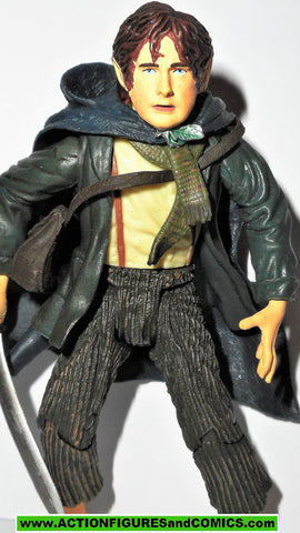 Lord of the Rings PIPPIN PEREGRIN toy biz complete hobbit