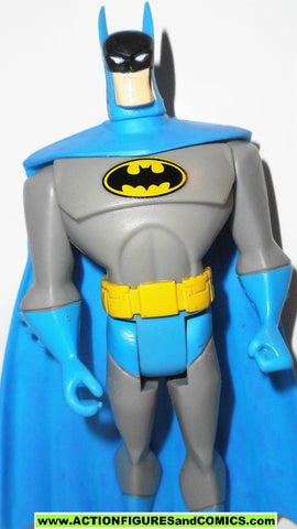 justice league unlimited BATMAN super friends VERSION 2 classic dc