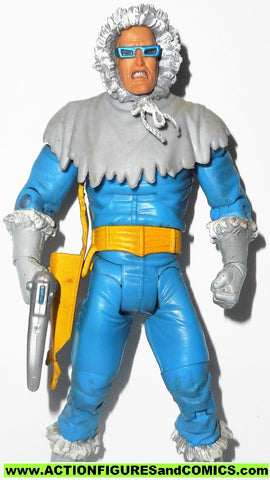 DC UNIVERSE classics CAPTAIN COLD complete wave 7 atom smasher series