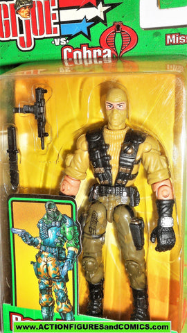gi joe BEACHHEAD 2003 v5 mission disc spy troops 2002 vs cobra moc