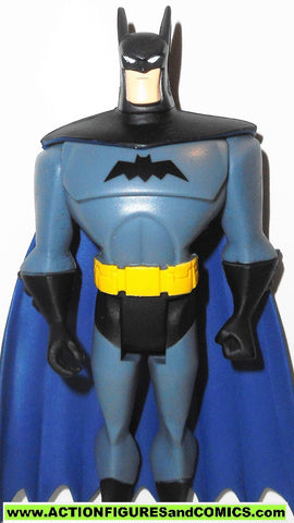 DC Universe Total Heroes Justice League Batman Gray Loose Action Figure