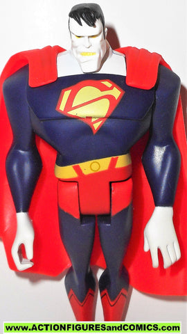 justice league unlimited BIZARRO superman jlu action figures