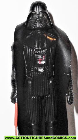 star wars action figures DARTH VADER 1977 TAIWAN COO kenner vintage 100% complete
