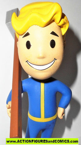 FALLOUT Bobble head Vault Boy MELEE WEAPONS bobble head 4