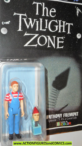 Twilight Zone ANTHONY FREMONT only 672 comic con san diego bifbangpow moc