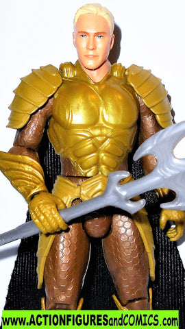 dc universe movie aquaman ORM oceanmaster gold armor justice league