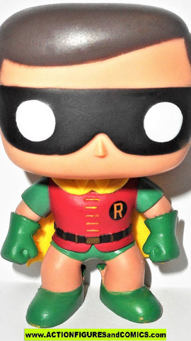 Funko POP DC universe ROBIN burt ward batman 1966 tv show 66 series