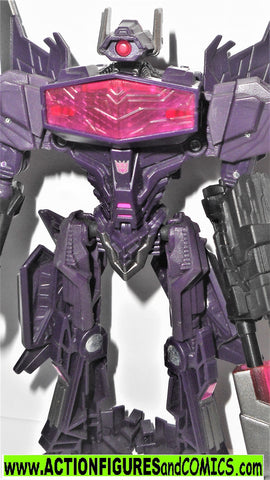 TRANSFORMERS classics SHOCKWAVE Generations fall of cybertron generations