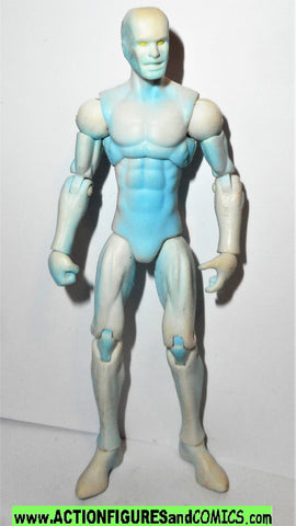 marvel universe ICEMAN complete spider-man amazing friends x-men pack