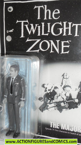 Twilight Zone THE MAJOR episode 79 five characters in search for an exit bif bang pow moc