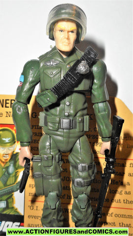 gi joe GENERAL HAWK 2008 v2 senior ranking 25th anniversary toys r us