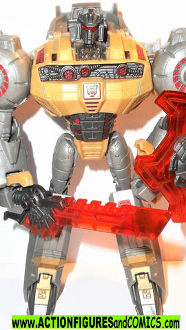 TRANSFORMERS classics GRIMLOCK dinobot generations fall of cybertron