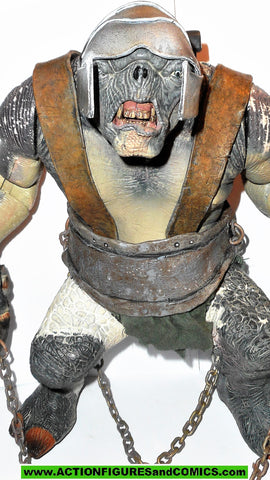 Lord of the Rings ARMORED CAVE TROLL 11 inch toy biz COMPLETE