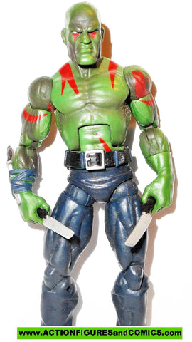 marvel legends DRAX the destroyer guardians of the galaxy arnim zola series