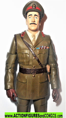 doctor who action figures BRIGADIER peaked cap Three Doctors